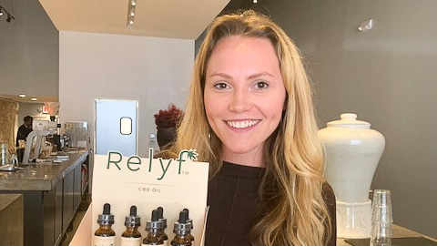 CBD oil-infused drinks are now available at Revelator Coffee in Birmingham. Have you tried it?