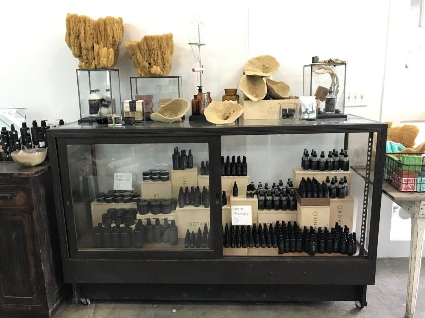 Birmingham, Alabama, FarmStand by Stone Hollow Farmstead, Pepper Place, Botaniko, skincare