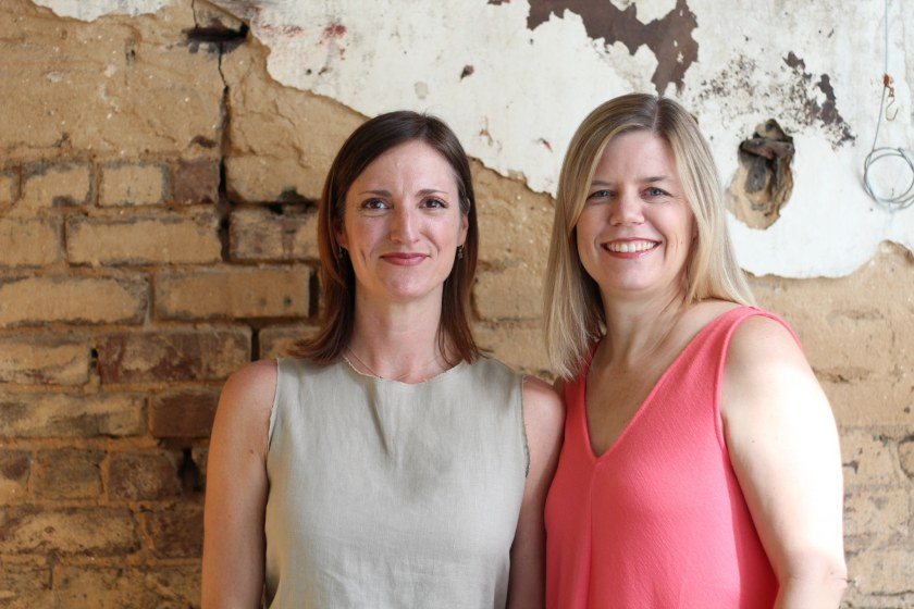 Meredith Calhoun and Becca Impello of holistic healthcare co-working space Practice Works opening soon in Avondale. (Photo submitted)