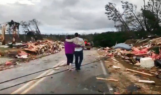 United Way of Central Alabama lends a helping hand after the Lee County tornadoes
