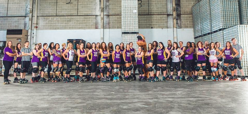 Big week for Birmingham's Tragic City Rollers, a doubleheader and recruitment drive