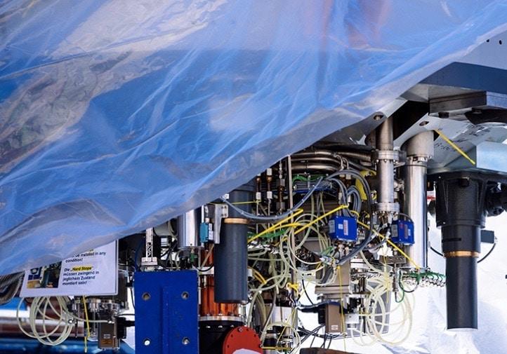 Birmingham, Alabama, UAB Proton Therapy Center, cyclotron