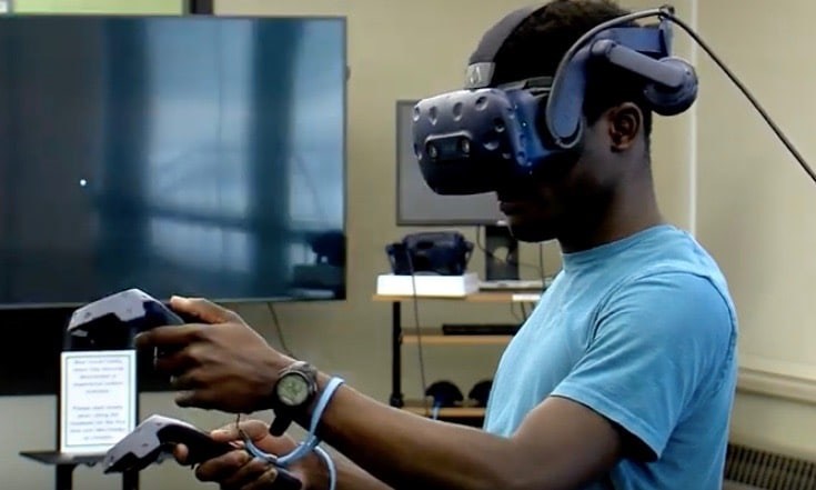 Out of this world: 3D learning at the new UAB Virtual Reality Studio