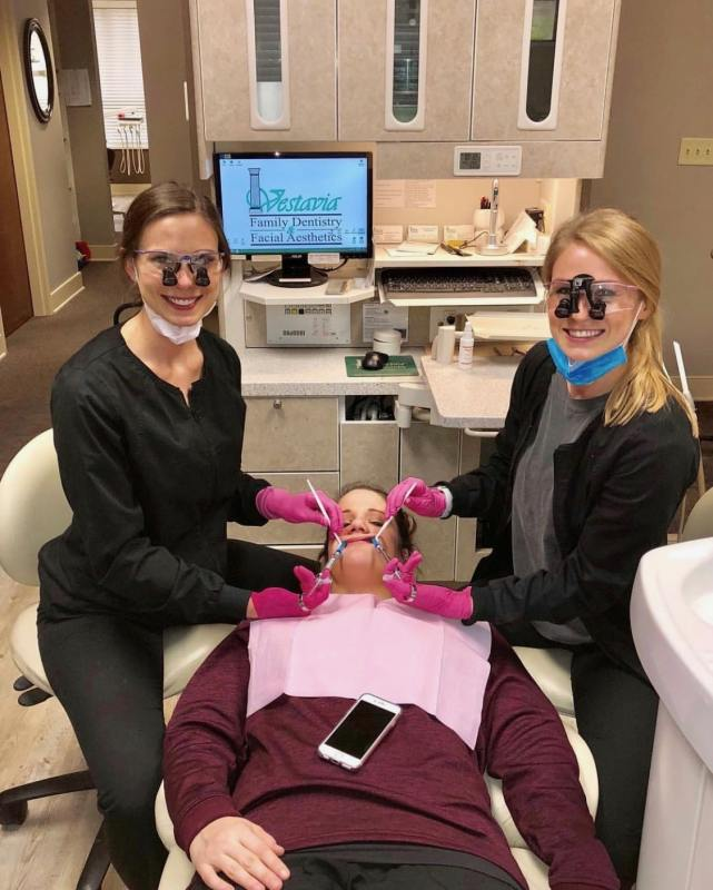 Teeth Whitening Service at Vestavia Family Dentistry & Facial Aesthetics