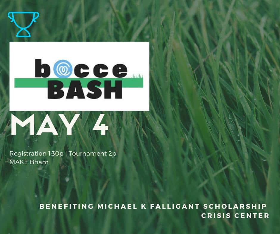 5th Annual Bocce Bash