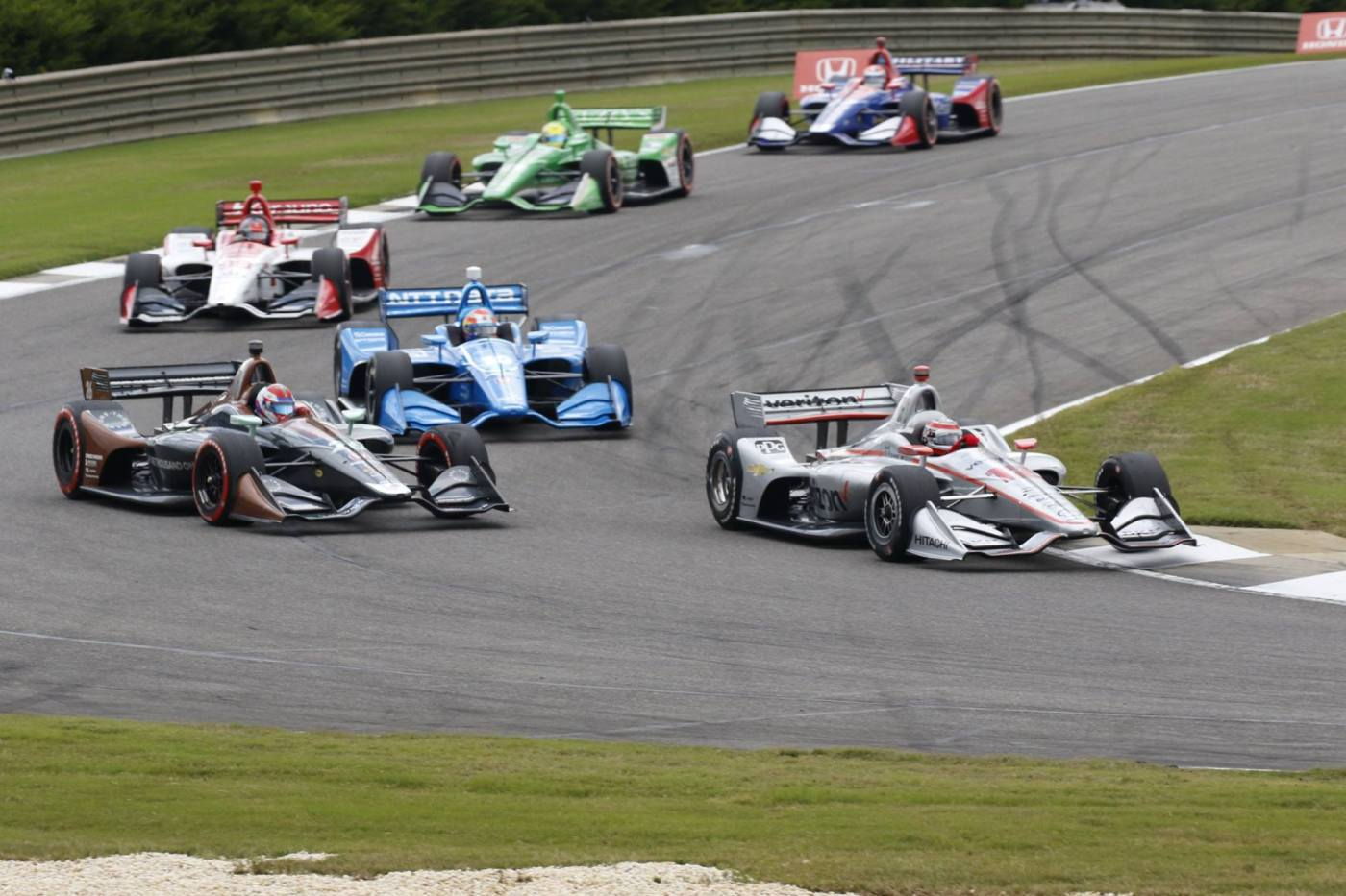 Big names such as two time Honda Indy Grand Prix of Alabama winner Josef Newgarden,  Helio Castroneves, Marco Andretti, Graham Rahal and Will Power will compete in the 2019 Indy Grand Prix of Alabama. (Photo submitted)