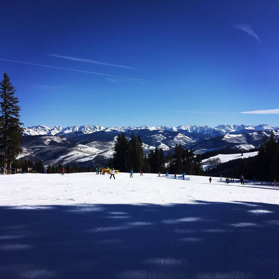 Or is Colorado more your style this Spring Break? Photo by Christine Hull