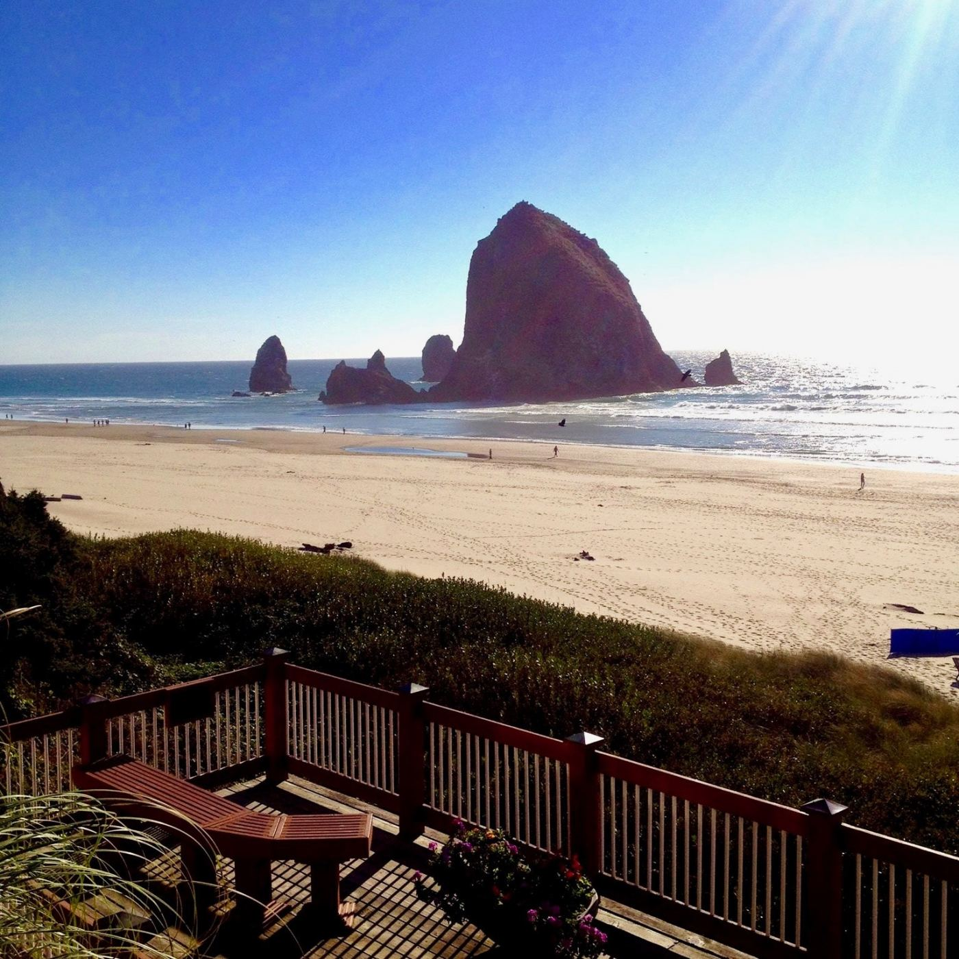 Do you have plans to travel to the West Coast? Photo by Christine Hull