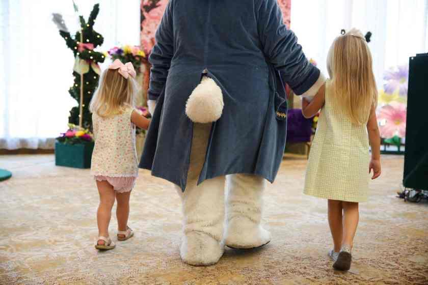 Birmingham, Brookwood Village, Easter, Easter Bunny, Easter egg hunts, Easter Sunday, Easter photos
