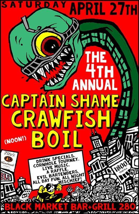 Birmingham, Alabama, Captain Shame