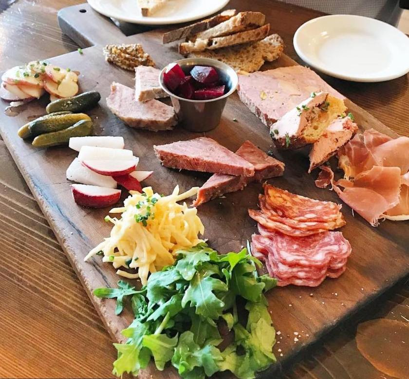 Birmingham, Chez Fonfon, cheese, fromage, charcuterie boards, cheese boards