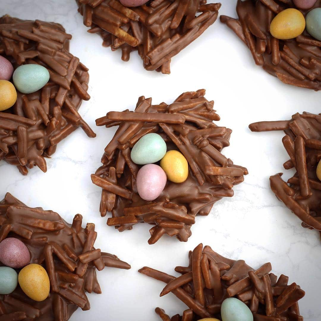 Birmingham, The Birmingham Candy Company, candy, Easter, birds nests, chocolate