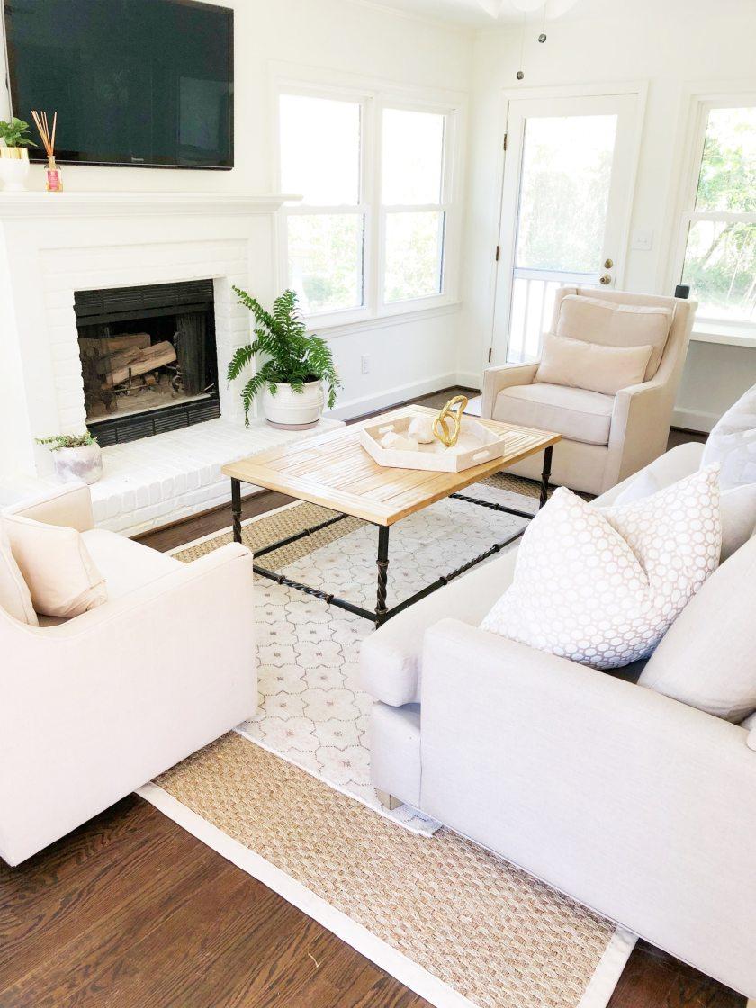 Vestavia Hills, Alabama, dream home, Family room