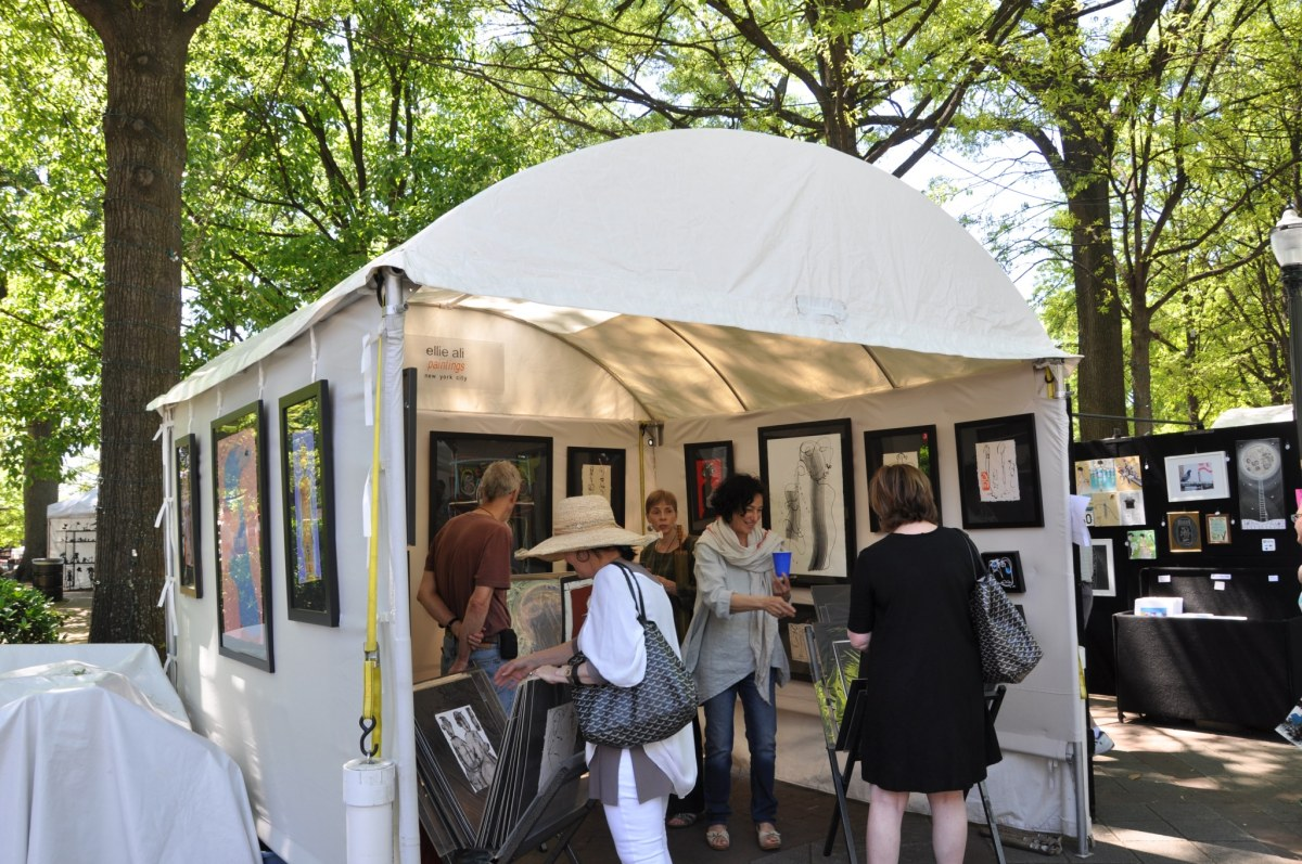 Highly anticipated Magic City Art Connection happening April 26-28 at Linn Park. Win tickets!