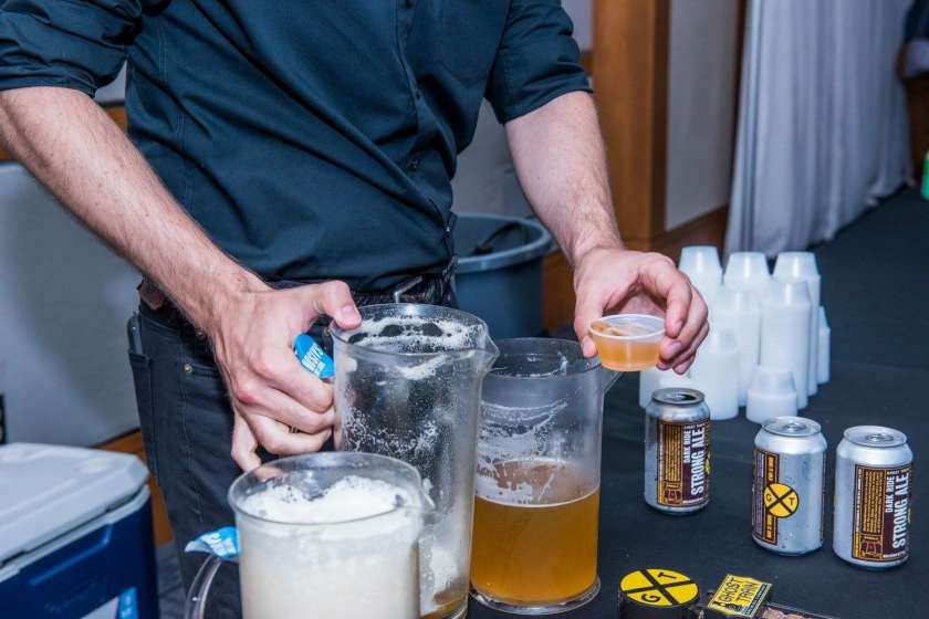 Birmingham, McWane Science Center, beer, New Beers Eve, McWane After Dark
