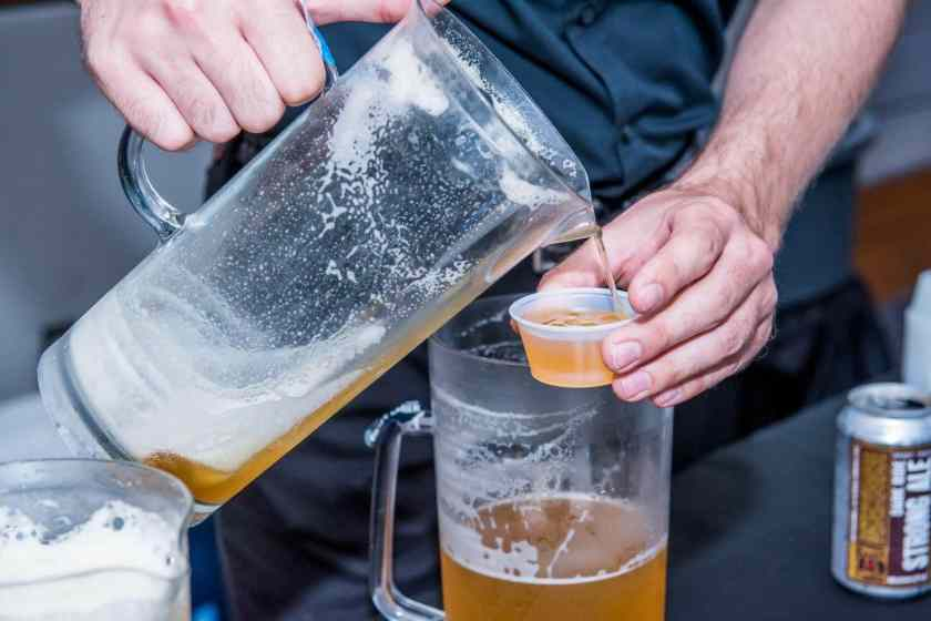 Birmingham, McWane Science Center, New Beer's Eve, beer, McWane After Dark