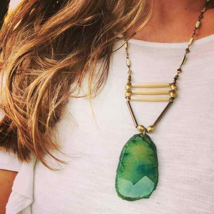 Birmingham, Etsy, Melanie Valekis, jewelry, necklaces, 18eleven