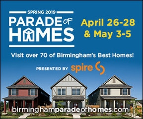 Parade of Homes April 26-28 & May 3-5
