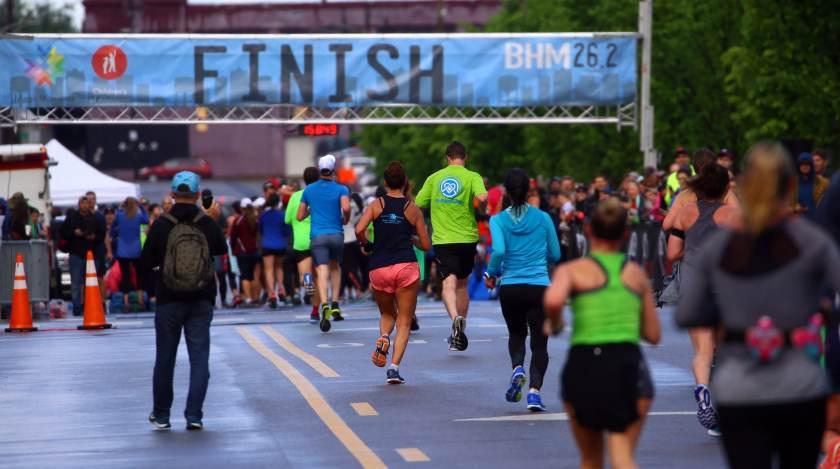 Birmingham, BHM 26.2 Race Series, races, runs, marathons, fun runs, Children's of Alabama, Magic Moments