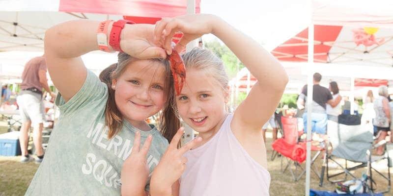 Birmingham, Alabama, Photo via Hope for Autumn Foundation, crawfish