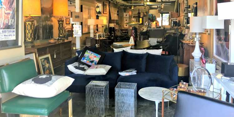 Soho Retro in Homewood is a mid-century modern lover's dream.