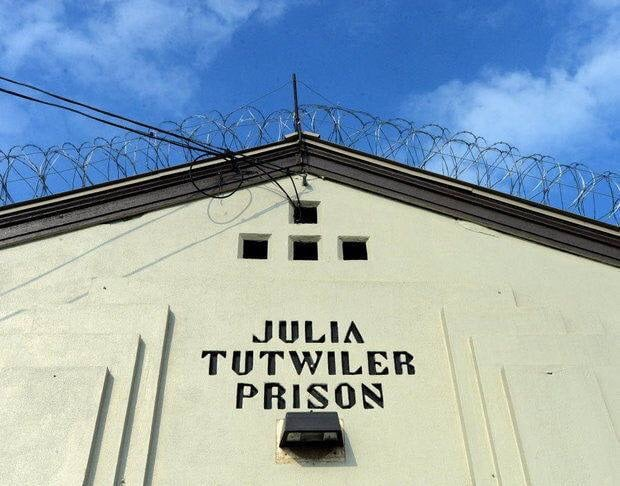 Julia Tutwiler is a maximum security women's prison in Wetumpka, Alabama. Anthony Ray Hinton said it's important for people to learn about the reality of Alabama's prisons.