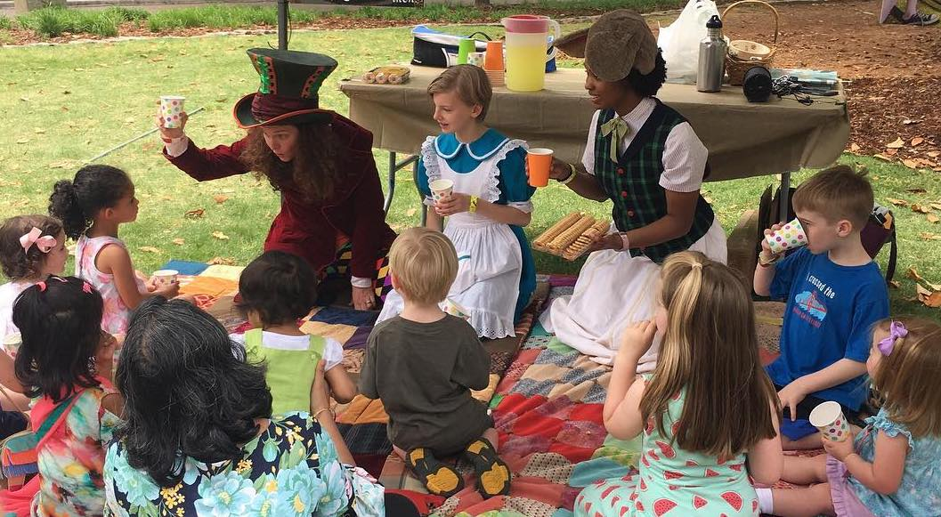 Alice in Wonderland goes steampunk, plus more Birmingham events this weekend