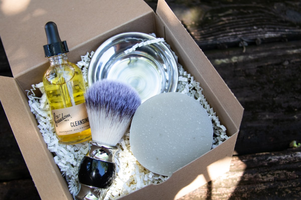 Need the perfect gift idea? Here are 6 curated gift sets for anyone on your list from Birmingham based Freedom Soap Co.