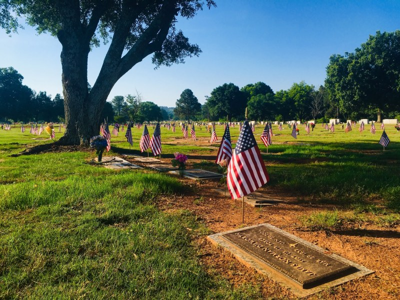 Elmwood Cemetery Garden of Honor