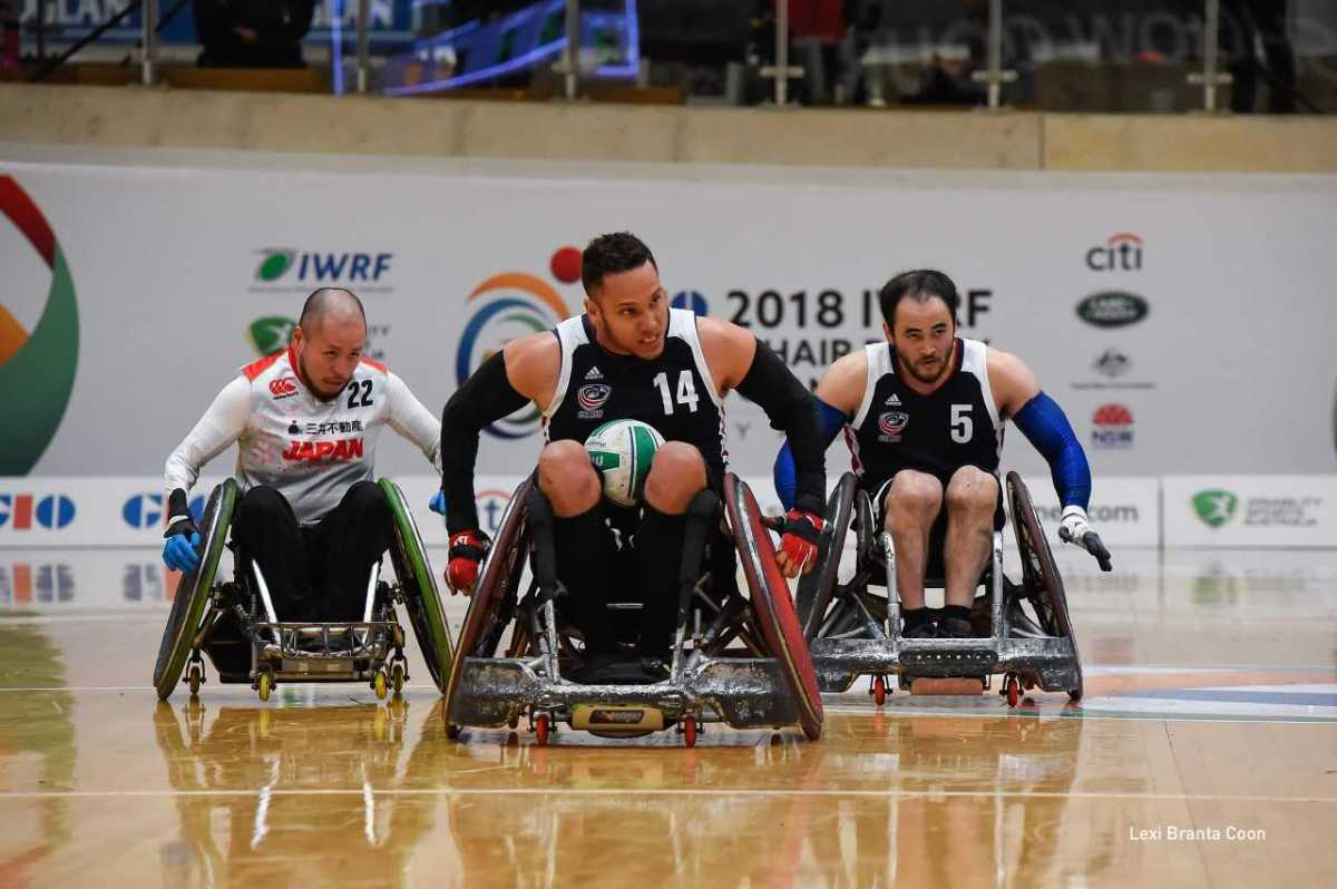 See four of the top wheelchair rugby teams in the world compete at the Lakeshore Foundation May 22-25