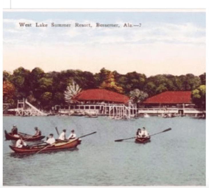West Lake Park in Bessemer