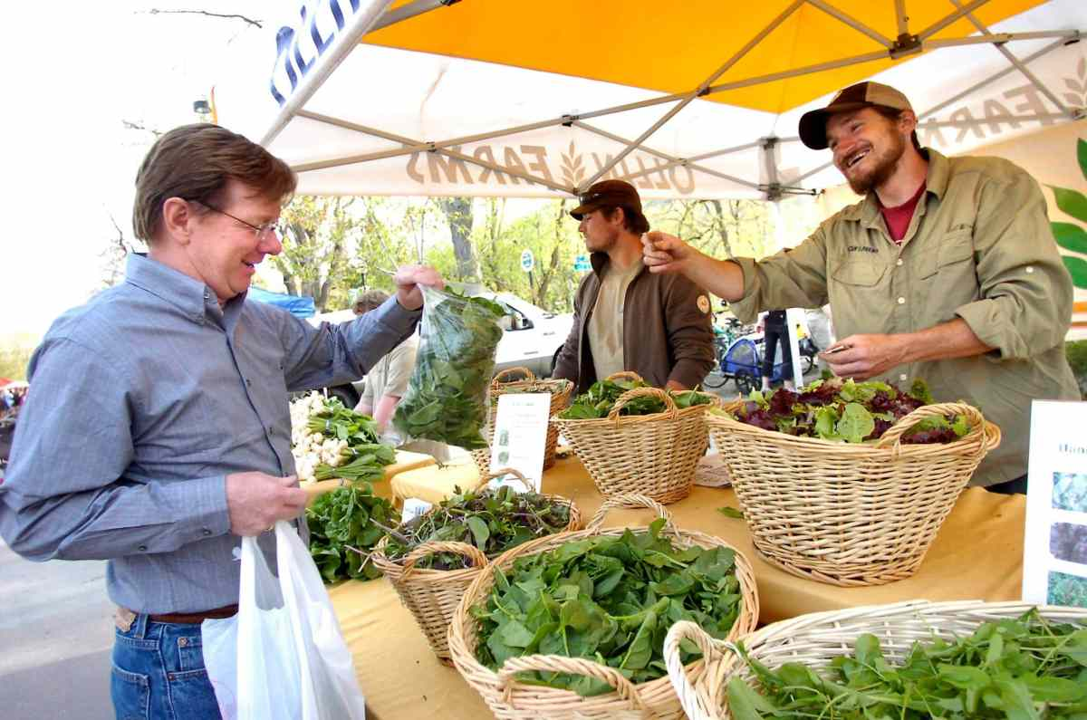 Guide to Birmingham farmers markets west of Highway 65