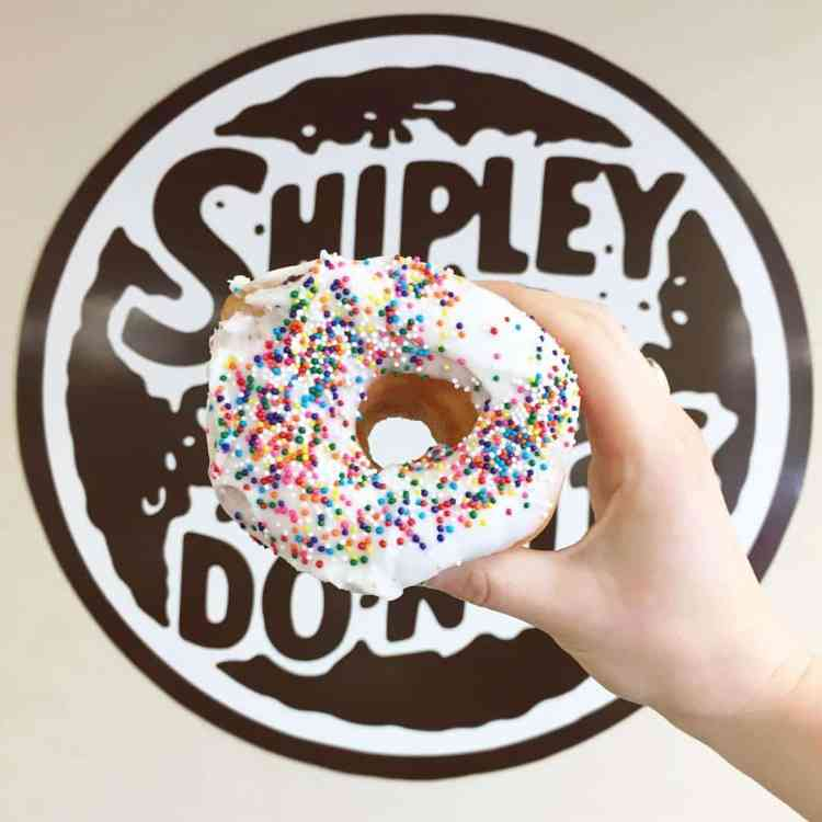 Birmingham, Shipley Do-Nuts, doughnuts, donuts, national doughnut day