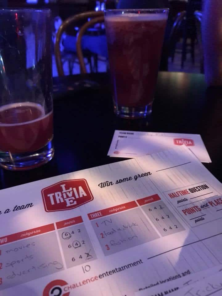 Test your knowledge at these 8 trivia events taking place in