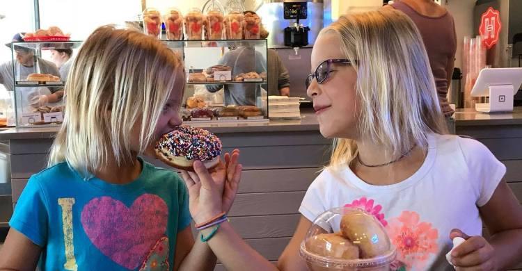 Birmingham, Hero Doughnuts, doughnuts, national doughnut day, donuts