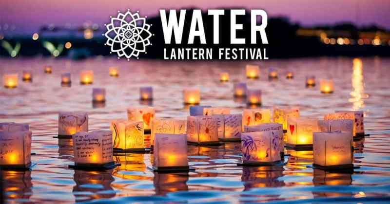 Birmingham Water Lantern Festival will take place at Railroad Park.