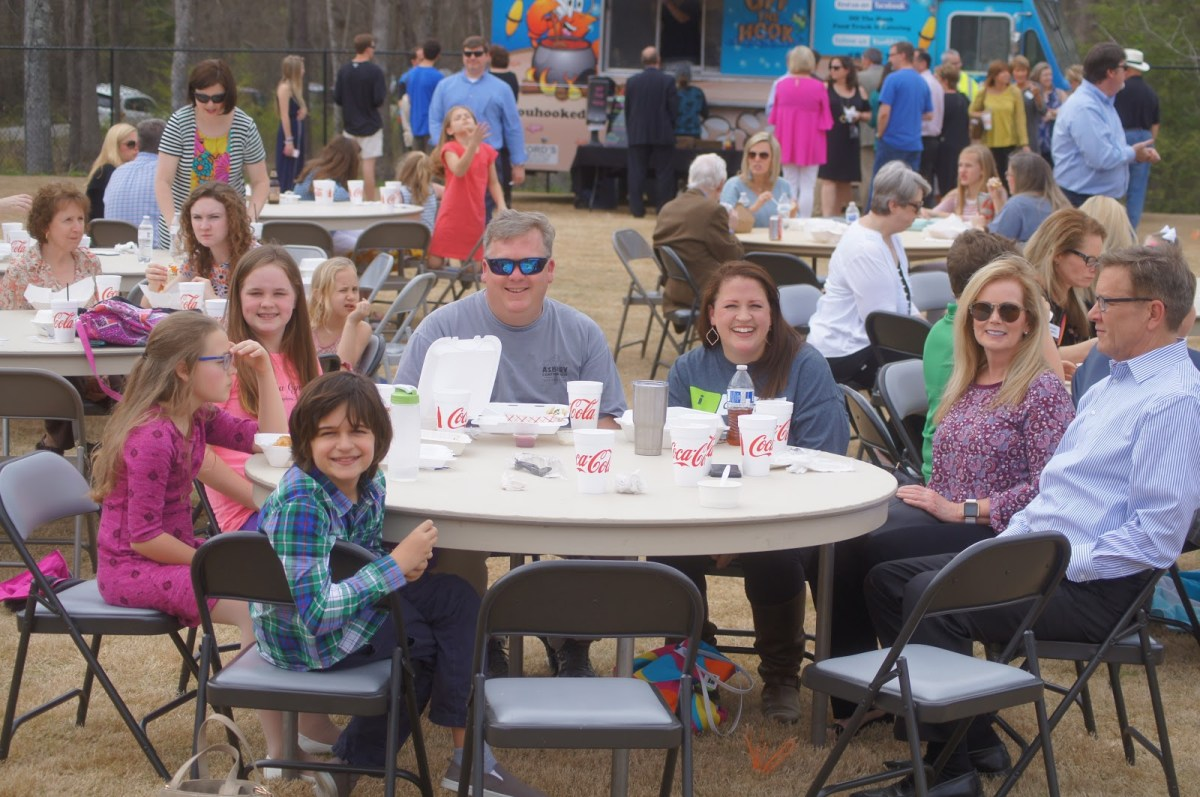 Enjoy delicious eats and family fun during Asbury United Methodist Church's BBQ & Chili Cookoff on June 22. Enter the cookoff for a chance to win cash prizes!