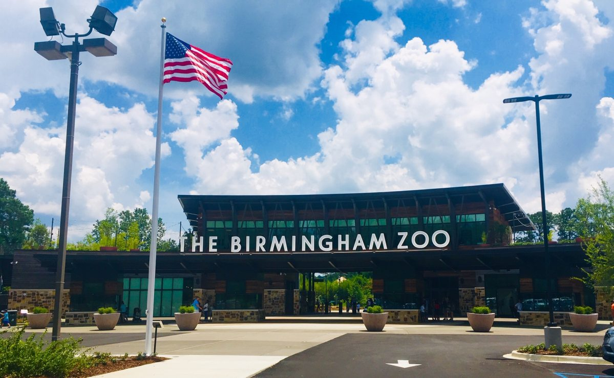 Birmingham Zoo returns this week! Check out the status of several Magic City attractions