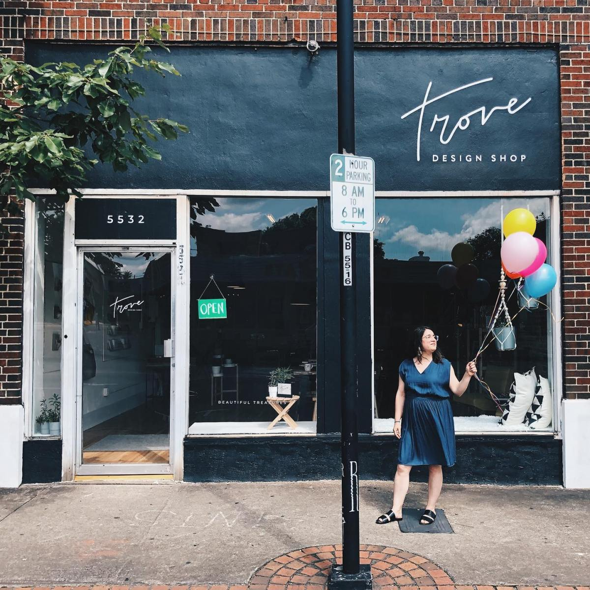 5 reasons not to miss Trove's Grand Opening this Saturday in Woodlawn. Hint: massage is one of them.