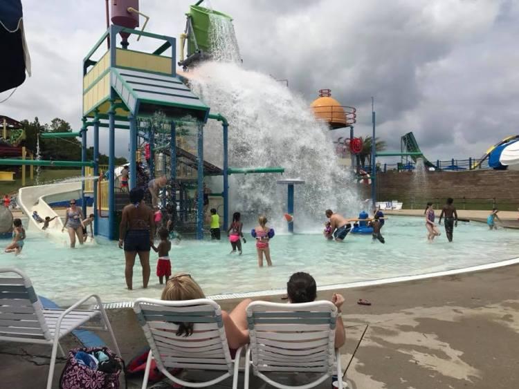 Alabama Splash Adventure has all kinds of water fun.