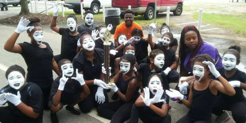 """Kids from two rec centers in Ensley hosted an """"America's best dance crew"""" competition back in 2016."""