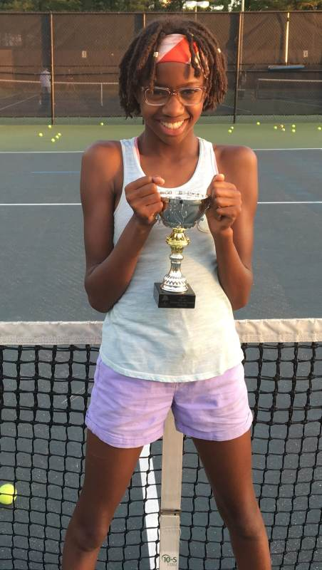 Jamiya Ivory won a big tournament, too.