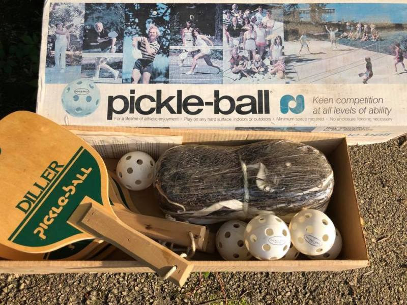 And, you can play pickleball.