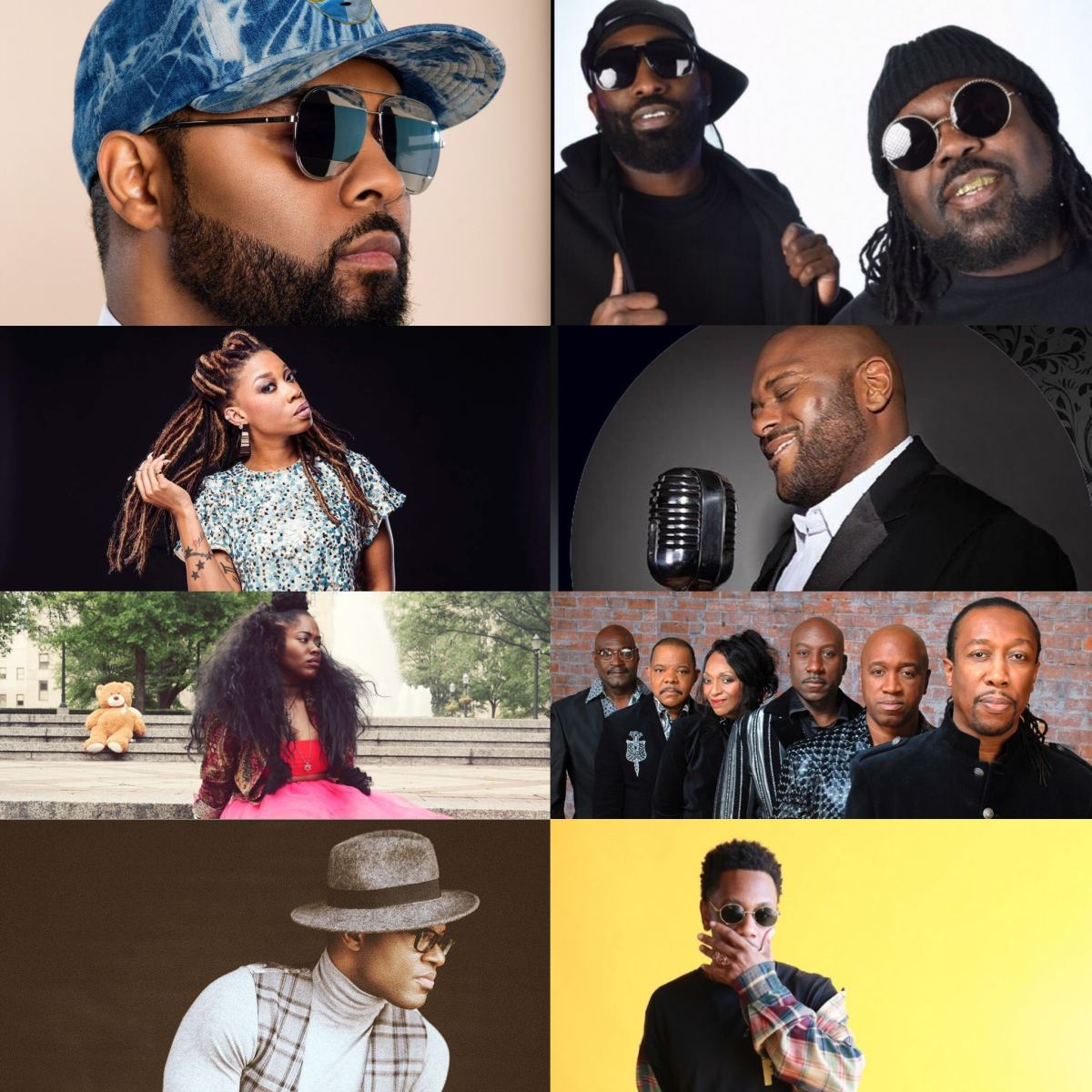 Ultimate guide to Birmingham's Freedom Fest. 12 acts. 'Funnymaine', American Idol's Ruben Studdard and more