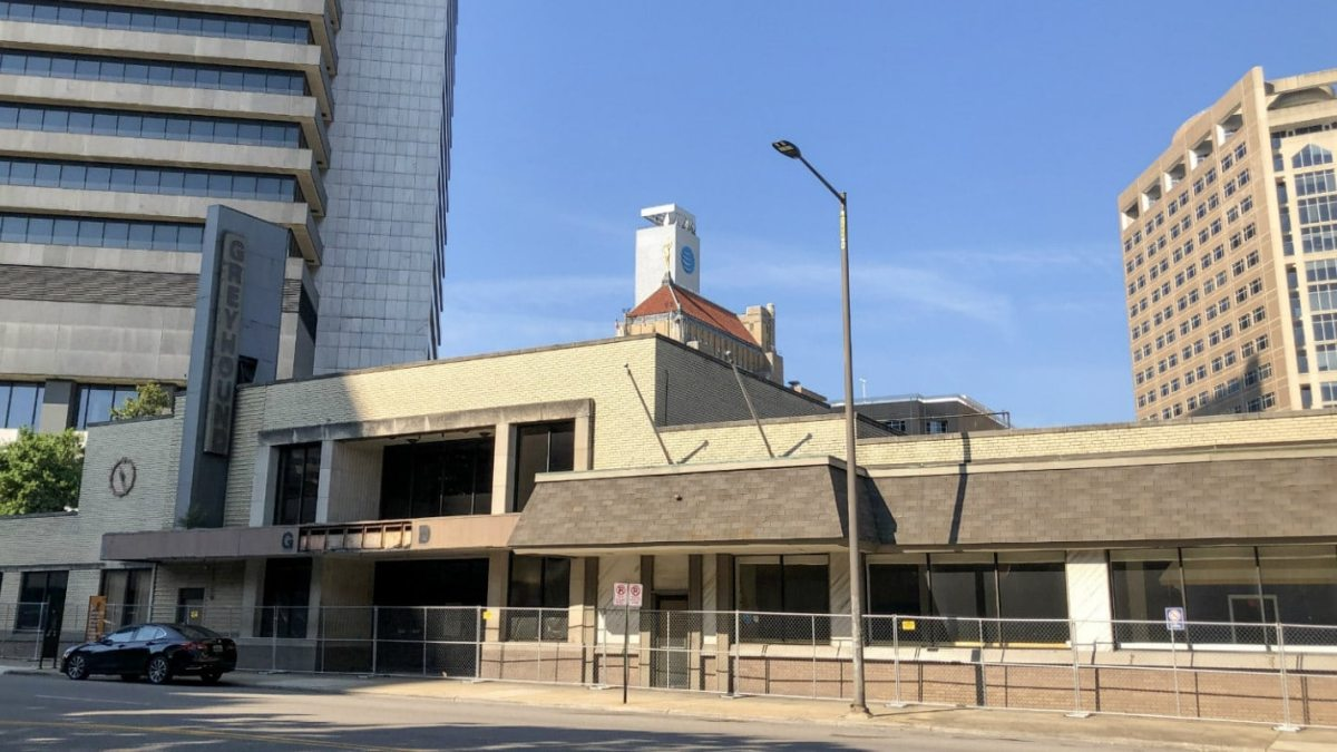 Anybody want to work in the old Greyhound Station in downtown Birmingham?