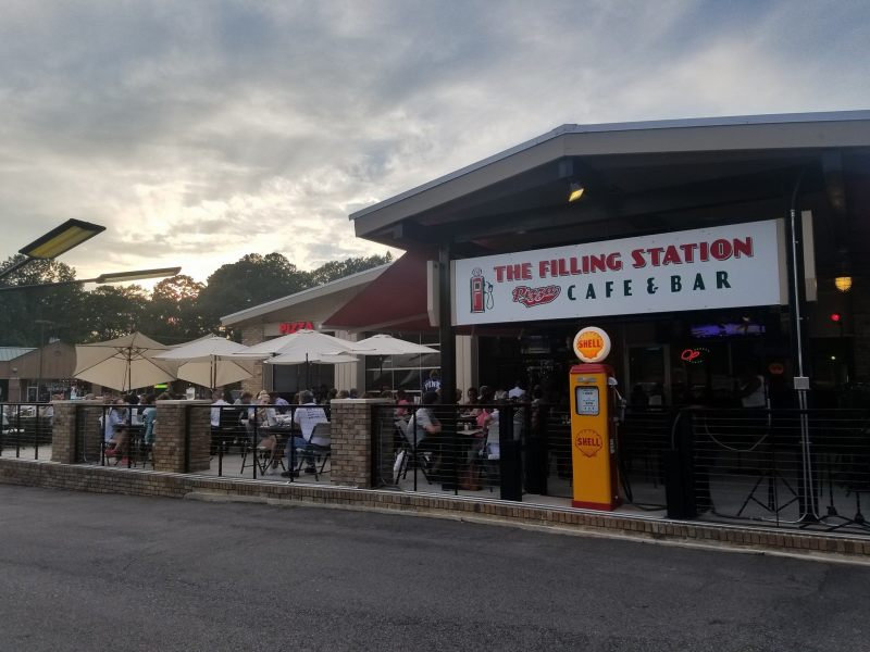 The Filling Station in Crestwood Village
