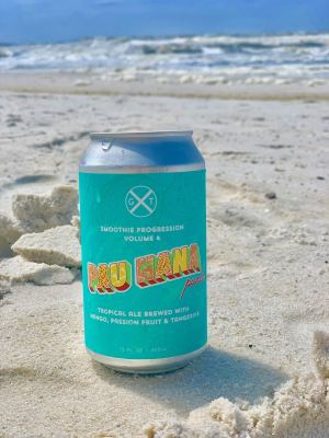 New Birmingham Beer called Pau Hana Punch by Ghost Train Brewing Co
