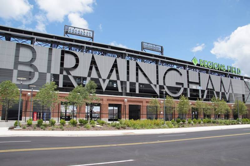 Regions Field, Birmingham Alabama