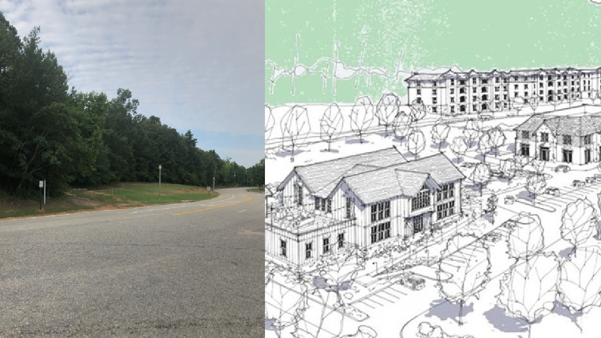 Major mixed-use development approved across from Pelham Civic Complex and Oak Mountain Amphitheatre
