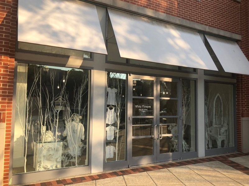 White Flowers shop new Brookwood Village locations